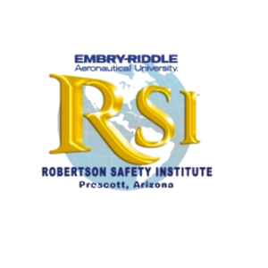 Embery-Riddle Robertson Safety Institute logo